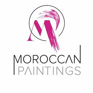 moroccan paintings